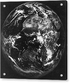 Earth Acrylic Print by Keystone