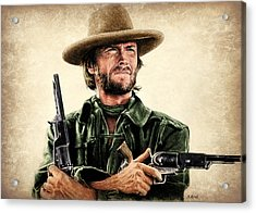 Eastwood Colour 1 Acrylic Print