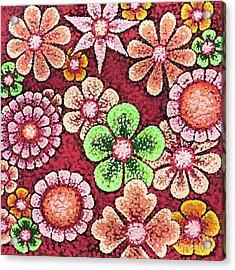 Efflorescent 5 Acrylic Print