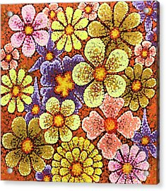 Efflorescent 6 Acrylic Print