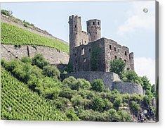 Ehrenfels Castle Acrylic Print