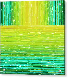 Emanent Acrylic Print by Color Bliss