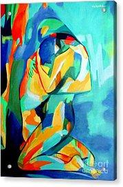 Embrace Acrylic Print
