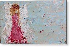 Emma's Angel Acrylic Print