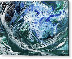 Enchanted Wave Acrylic Print