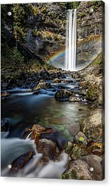Acrylic Print featuring the photograph Enchanting Brandywine Falls by Pierre Leclerc Photography
