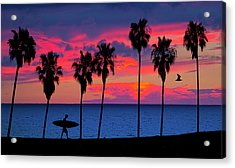 Endless Summer Acrylic Print