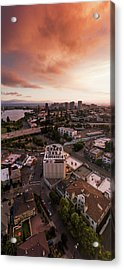 Epic Grand Acrylic Print by Vincent James