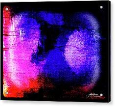 Escaping Depression Acrylic Print