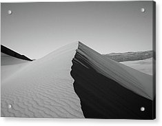 Eureka Dunes, Death Valley National Park Acrylic Print