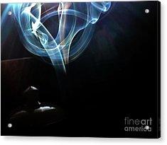 Acrylic Print featuring the photograph Eye by Atousa Raissyan
