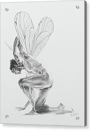 Fairy Dancer Acrylic Print