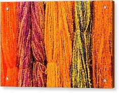 Fall Fibers 2 Acrylic Print