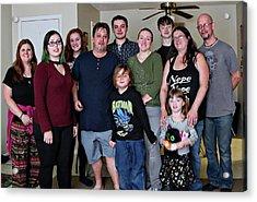 Family2 Acrylic Print