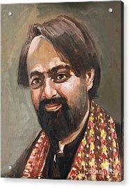 Farhan Shah Acrylic Print
