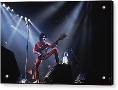 Feel Phils Bass Acrylic Print