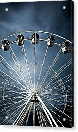 Ferris  Big Wheel, Bournemouth.uk Acrylic Print