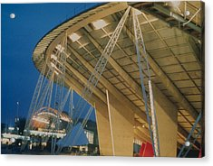 Festival Building Acrylic Print by Hulton Archive