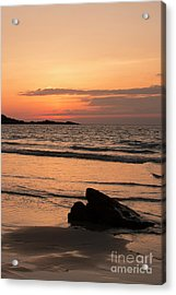 Fine Art Sunset Collection Acrylic Print
