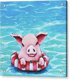 Floating Acrylic Print