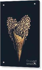 For A Sweetheart Acrylic Print