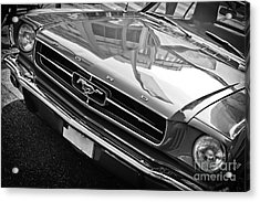 Ford Mustang Vintage 2 Acrylic Print
