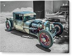Ford Rat Rod Acrylic Print