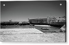 Forte Da Ponte Da Bandeira Acrylic Print