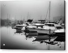 Foss Fog Acrylic Print