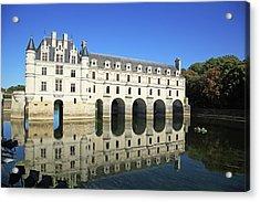 France, Chateau De Chenonceau Acrylic Print
