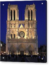 France, Paris, Cath Acrylic Print