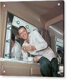 Frank Sinatra Acrylic Print by Archive Photos