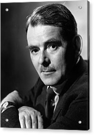 Frank Whittle Acrylic Print by Baron