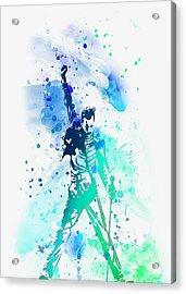 Freddie Acrylic Print