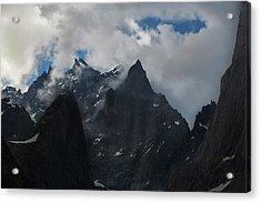 French Alps Region II Acrylic Print