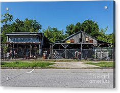Frog Hollow General Store - Augusta Ga Acrylic Print