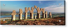 Acrylic Print featuring the photograph Fyrish Monument - Alness by Grant Glendinning