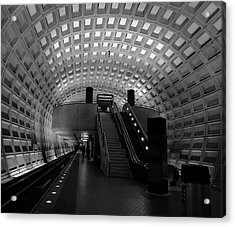 Gallery Place Acrylic Print