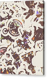 Games And Fairytales Acrylic Print