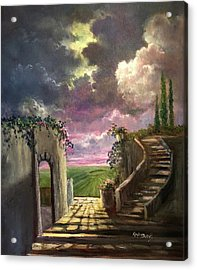 Garden Of The Ancients Acrylic Print