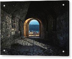 Gate At Kalemegdan Fortress, Belgrade Acrylic Print