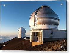 Gemini Observatory Acrylic Print