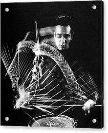 Gene Krupa Acrylic Print