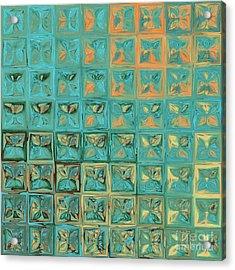 Genesis 15 1. I Am Your Shield Acrylic Print