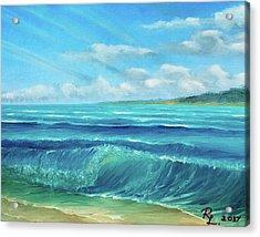 Gentle Breeze Acrylic Print