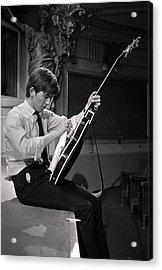 George Harrison Of The Beatles Pop Acrylic Print