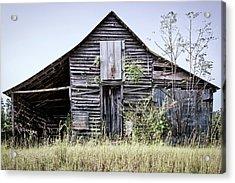 Georgia Barn Acrylic Print