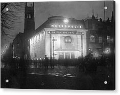 German Cinema Acrylic Print by Hulton Archive