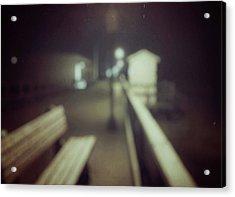 ghosts IV Acrylic Print