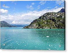 Acrylic Print featuring the photograph Glacier Bay 6 by Dawn Richards